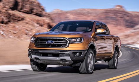 Ford Ranger – víťaz na Pick-up Award 2020 IVOTY20