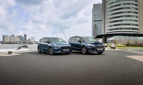 Elektrifikácia vozidiel Ford