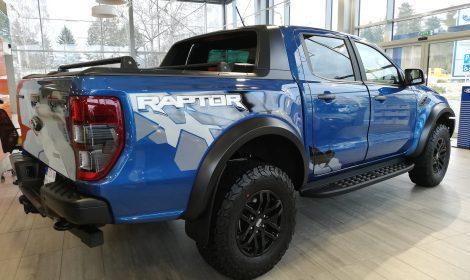 For Ranger Raptor – super pickup v Žiline