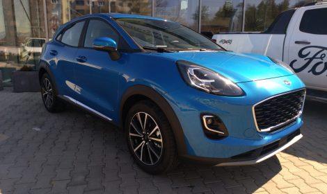 Nový Ford PUMA už v Žiline :-)