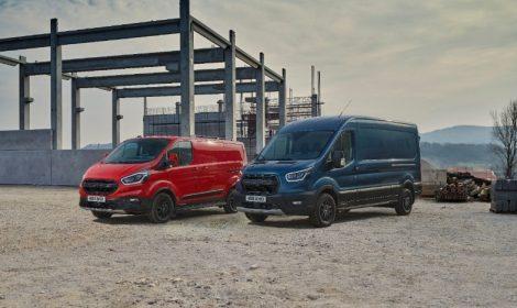 Spoločnosť Ford predstavila dobrodružné nové varianty Transit Trail a Active