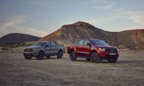 Ford Ranger Stormtrak a Wolftrak: Obľúbený pick-up v limitovaných edíciách